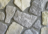 Country Fieldstone, decorative stone, light concrete stone wall