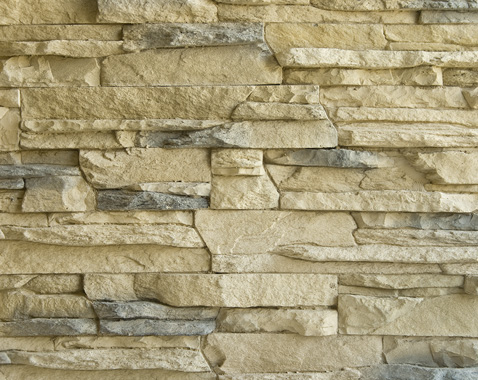 D coration d 39 int rieur mur faux brique et agencement for Pierre decorative murale quebec